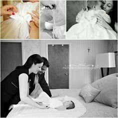 Caledon Baptism Photography by Michelle Collis. Baby Photographer serving Toronto and surrounding areas.
