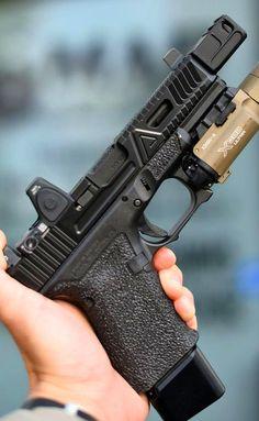 AGENCY ARMS LLC - Glock 19 URBAN THREADED 9MM HANDGUN #firearm #handgun