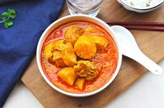 Seasaltwithfood: Chinese-Style Chicken Curry