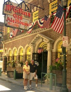 McGillin's Olde Ale House in Midtown Village is the oldest continuously operated bar in Philadelphia.