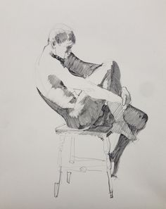 Lifedrawing- Karen Darling
