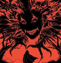 Arte Horror, Horror Art, Art Sketches, Art Drawings, Arte Obscura, Creepy Art, Dark Fantasy Art, Psychedelic Art, Surreal Art