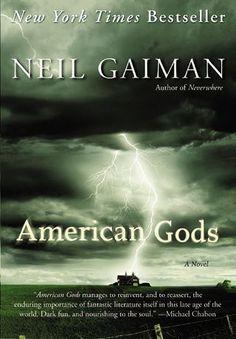 American Gods by Neil Gaiman (PDF)