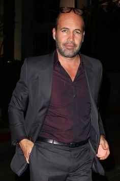 Billy Zane Photos: Billy Zane Leaves the Chateau Marmont