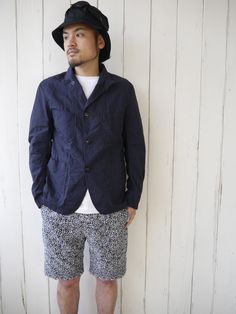 Engineered Garments Bedford Jacket Navy Ripstop Size L $250 - Grailed