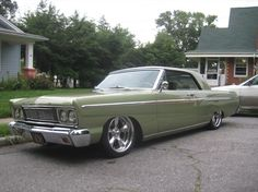 1965 Ford Fairlane..Re-pin...Brought to you by #CarInsurance at #HouseofInsurance in Eugene, Oregon