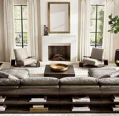 60 modern home interior designs for living room 26 Furniture Layout, Living Room Furniture, Living Room Decor, Furniture Arrangement, Living Rooms, Modern Interior, Home Interior Design, Interior Livingroom, Luxury Interior