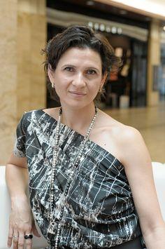 Piroska Vida-Decroix personal stylist