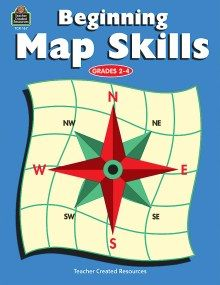 Beginning Map Skills - Exciting hands-on activities teach #students about making and reading maps.
