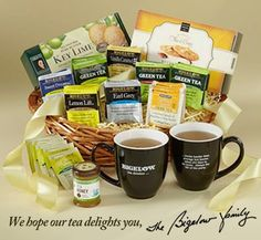 Awesome Bigelow Tea Giveaway!!  Win this Gift Basket
