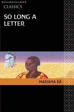 "SENEGAL: So Long a Letter by Mariama Ba. This is a beautiful new edition of a timeless classic of African literature. Ba brings the issue of polygamy into sharp, almost familiar focus for readers who might think it bizarre and safely foreign. I am pleased to see this treasure back in print."" Catherine E. Bolten, University of Notre Dame""I used this novel in my African literature course and it was great. The students researched Senegal and the discussions were lively, enthusiastic, and…"
