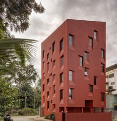 Gallery of Stacked Student Housing / Thirdspace Architecture Studio - 25