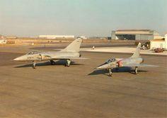 Dassault Mirage 4000 & 2000