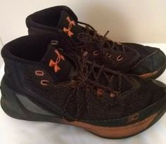 419c01e1147 Under Armour Stephen Curry 3 ASW Mens Size 11 Sneakers Shoes 1299665-001 -  Curry