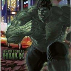 Incredible Hulk Lunch Napkins 16ct by HALLMARK MARKETING CORPORATION, http://www.amazon.com/dp/B001Q5QME6/ref=cm_sw_r_pi_dp_M6Tlrb0C9BVHW