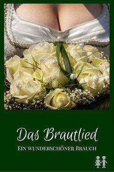 Das Brautlied ist eine wunderschöne Tradition bei der kaum ein Auge trocken bleibt!