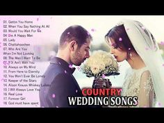 Country Wedding Music of All Time - Best Country Wedding Love Songs - Romantic Country Songs 2020 Romantic Country Songs, Country Wedding Music, Wedding Love Songs, Our Wedding, Cool Countries, Feeling Happy, News Songs, All About Time, Cool Photos