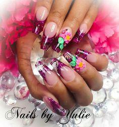 Nail by yulie