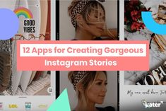 12 Apps For Instagra