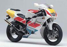 1992 Yamaha TZR250