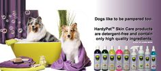 HardyPet Holisitic Skin Care