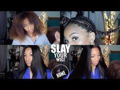 YouTube - Chrissy Cousin u part wig