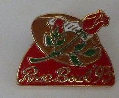 Rose Bowl Football Pasadena California '93 Pin