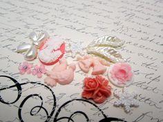 Embellishment Kit - Jessica by NatashaScrapbooKorner, $3.37 USD