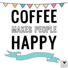 Happy Coffee, I Love Coffee, Black Coffee, Coffee Time, Gross Motor Activities, Coffee Beans, Cocoa, Tea, Photo And Video