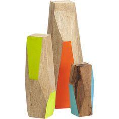 3-piece mango wood guardian set $69.95