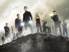 Heroes, I loved this show I think im going back through it on Netflix
