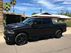 2015 Dodge Ram Express 1500 black out edition