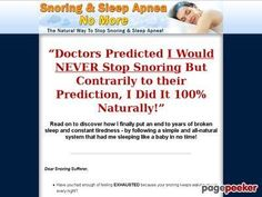 The Easy, 3 Minutes Exercises That Completely Cured My Horrendous Snoring And Sleep Apnea And Have Since Helped Thousands Of People – The Very First Night! What Causes Sleep Apnea, Sleep Apnea Treatment, Causes Of Sleep Apnea, Trying To Sleep, How To Get Sleep, Good Sleep, Home Remedies For Snoring, Sleep Apnea Remedies, Affiliate Marketing