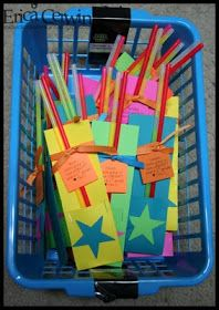 """Back to school gifts with glow sticks - """"We're going to have a bright year!"""" Love This for Meet the Teacher Night! Back To School Night, 1st Day Of School, Beginning Of The School Year, Back To School Gifts, School Fun, School Ideas, School Starts, Student Gifts, Teacher Gifts"""