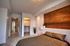 Chambre des maîtres Bedroom Styles, Bedroom Ideas, Bedroom Decor, Condo, Decoration, Alcove, Color Mixing, Design Bedroom, Decor Ideas