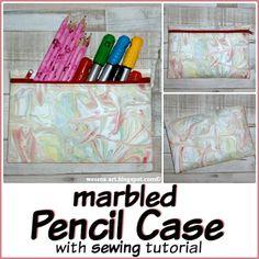 marbledPencilCase we