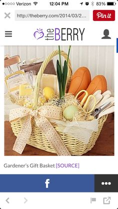 Baseball themed easter or gift basket baseball pinterest cant think of what to give mom for mothers day let one of these 5 gifts spark some creativity into you negle Image collections