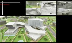 Propuestas Arquitecto Edificio Forum Ciencias - Arquitecto Madrid