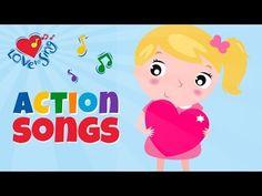 Feel Good Song | I Am Lovable | Children Love to Sing & Dance Songs - YouTube
