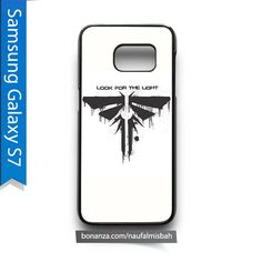 The Last Of Us Fireflies logo Samsung Galaxy S7 Case Cover