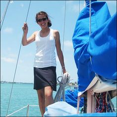 Fighting Fears - WOMEN & CRUISING's Feature Articles Serieshttp://www.sailboat-interiors.com/ http://www.sailboat-interiors.com/store
