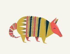 Image result for armadillo illustration disney