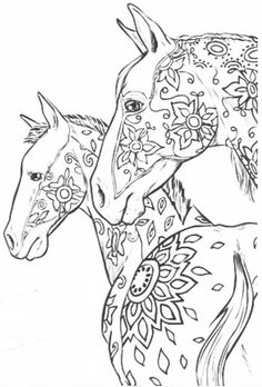 400 coloring horses ideas | horses, horse coloring pages, horse coloring