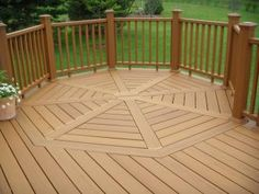 octagonal deck - Google Search