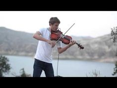 """Live violin performance covering Whitney Houston's """"I Will Always Love You"""" ft Andrea Bocelli by Twins & Violins: The Morris Brothers, Cal Morris and Daniel ..."""