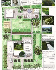 Landscape Plans, Landscape Architecture, Atrium House, Urban Planning, Garden Design, House Plans, Floor Plans, Cottage, How To Plan