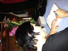 Nina Hemmingsson signerar sin nya poesibok »Det var jag som kom hem till dig« http://www.bokforlagetatlas.se/bok/det-var-jag-som-kom-hem-till-dig/