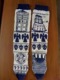 doctor who knitting patterns - Google Search