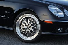 The Official W211 Wheel Thread: Post Pics - Page 44 - MBWorld.org Forums E55 Amg, Goodyear Eagle, Mercedes Benz Amg, Really Cool Stuff