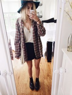 Grunge boho look I Love Fashion, Passion For Fashion, Spring Summer Fashion, Autumn Winter Fashion, Fasion, Fashion Outfits, Fashion Ideas, Vogue, Kawaii